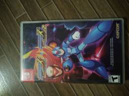 Megaman colection switch