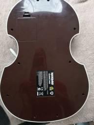 Guitarra elétrica para xbox 360 usada estado nova