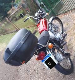 Moto cg bolinha 82