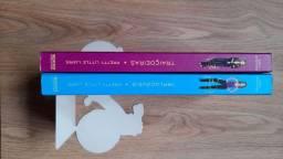 Box 2 livros Pretty Little Liars