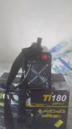 Maquina de solda invasora