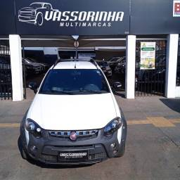 Título do anúncio: Fiat. Strada 2018/2018 CD. Adv. 1.8 Loker. 03 Portas.Branco