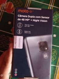 Título do anúncio: Celular Motorola e7