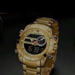 Título do anúncio: Relógio Naviforce Original Ultra TOP