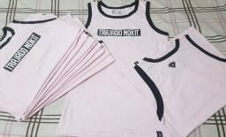 Título do anúncio: Camisas nova 100% algodão