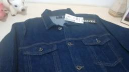 Jaqueta Jeans Masculina Hering G