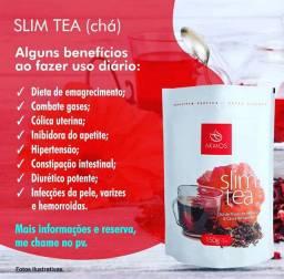Chá Slim Tea Diurético e Termogênico