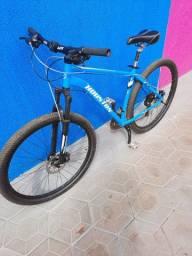 Bicicleta Houston - Aceito Celular como negociação