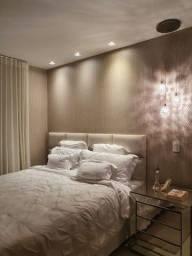 Apartamento  para aluguel possui 158 metros quadrados com 3 quartos em Jardim Mariana - Cu