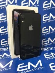 IPhone XR 128Gb Preto - Seminovo - com nota e garantia, somos loja fisica