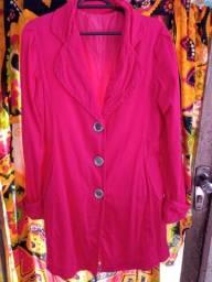 Casaco rosa pink