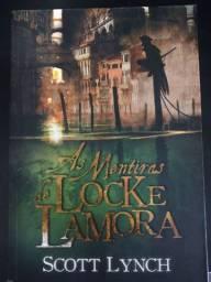 Livro As mentiras de Locke Lamora