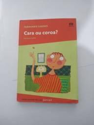 Livro cara ou coroa Fernando Sabino