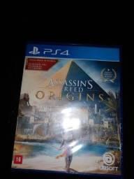 Assassina Creed Origins novo lacrado