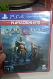 God of War 4 Novo