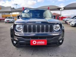 Jeep Renegade 1.8 16v Flex Longitude 4p Automático 2019