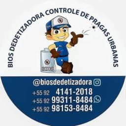Desinfecção Desinsetização Dedetização Profissional Residencial e Comercial