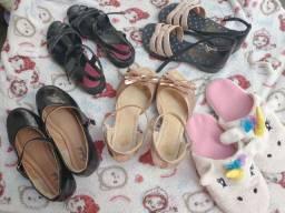 Desapego calçados feminino