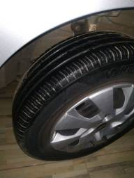 Troco rodas 14 por 15 de ferro