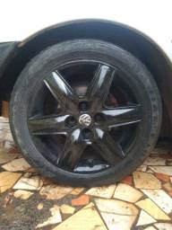 Rodas 15 troco por rodas de ferro