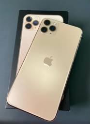 IPhone 11 Pro max 64gb/troco em iPhone 7 Plus ou superior + volta