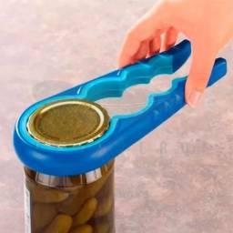 Título do anúncio: Abridor de tampa de lata silicone 4690 Ivon