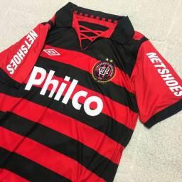 Camisa Athletico Paranaense 87 anos
