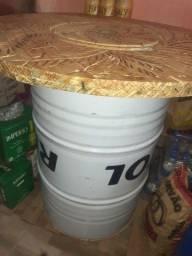 Túnel com tampa