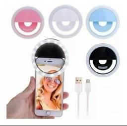 Luz de led para celular