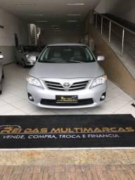 Toyota Corolla XEI 2.0 Aut. Prata - 2014