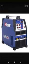 Máquina de solda Tig Alutig 200 Boxer