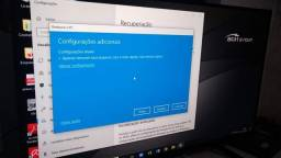 Notebook positivo xs 4gb hd500gb windows HDMI webcam leia a descrição