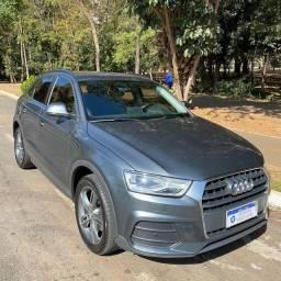 Título do anúncio: Audi Q3 1.4 flex 16/17 Ipva pago