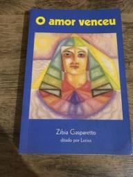 Livro - O AMOR VENCEU Zibia Gasparetto