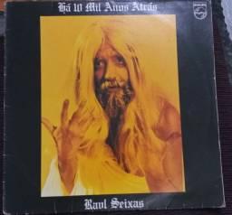 Disco LP Vinil Raul Seixas - Há 10 Mil Anos Atrás