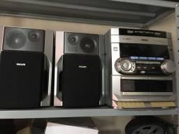 Som mini system Philips fwc250