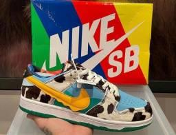 Tênis Nike SB Dunk Low Ben & Jerry's 'Chunky Dunky'