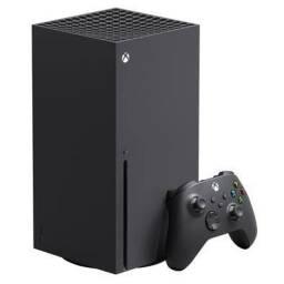 Xbox serie x lacrado