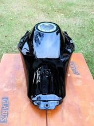 Tanque de combustível XRE 300 2020/2021 Preto