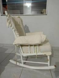 Cadeira de balanço ou amamentação
