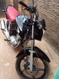 Vendo moto fan 160 2018