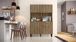 Kit Cozinha 1,20 Itatiaia MDF (NOVO)
