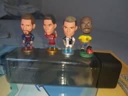 Título do anúncio: Bonecos Em Miniatura De Jogadores / Estrelas Do Futebol promoção