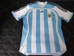 Vendo camisa Argentina Copa 2006