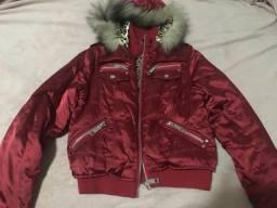 Jaqueta de frio/inverno XG