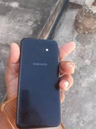 Samsung j4 core com poucas marcas de uso