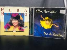 CDs Elba Ramalho