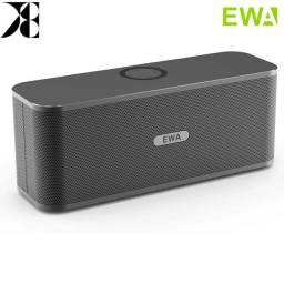 Caixa De Som Portátil Ewa Bluetooth Ultra Bass