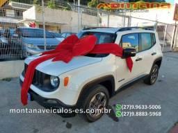 Jeep Renegade Custom 2.0 4x4 TB Diesel Aut.