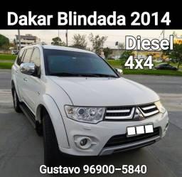 Dakar Blindado 2014 Sem detalhes * Gustavo